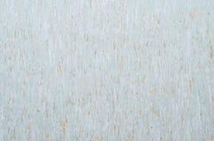 El blanco pintó la tierra concreta, texturas veteadas Foto de archivo libre de regalías