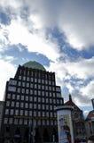 El bloque de torre de Anzeiger Fotografía de archivo