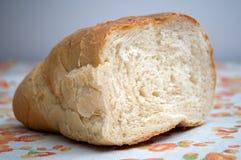 El bocadillo con un pedazo de pan grande Imágenes de archivo libres de regalías