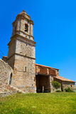 El Boixar village in Tinenca Benifassa of Spain Royalty Free Stock Photo