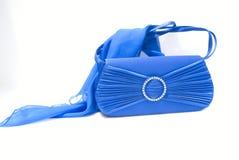 El bolso de embrague Foto de archivo