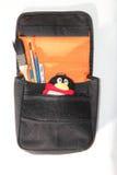 El bolso del artista Imagen de archivo libre de regalías
