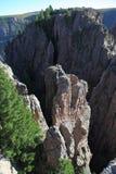 Parque nacional 1 del barranco negro Imagen de archivo