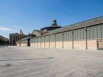 El Born Cultural Center Stock Image