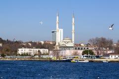 El Bosphorus, Estambul Fotografía de archivo