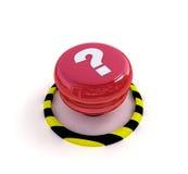 El botón de la ayuda Imagen de archivo libre de regalías