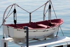El bote salvavidas Imagenes de archivo
