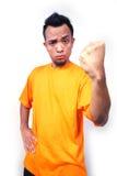 El boxeador imágenes de archivo libres de regalías