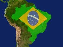El Brasil Imágenes de archivo libres de regalías