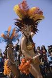 El Brasil Samba Dancer imagen de archivo