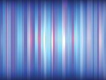 El brillar intensamente lightbar Imagen de archivo