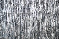 El brillo de los gris plateados texturizó el partido del fondo Imagenes de archivo