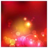 El brillo en el fondo Fotografía de archivo libre de regalías