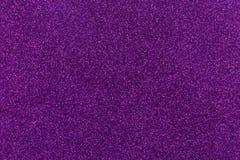 El brillo Púrpura-rosado brilla el fondo Imagen de archivo libre de regalías