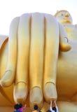 El Buda de oro grande Imagen de archivo