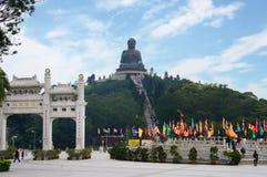 El Buda grande Imagenes de archivo