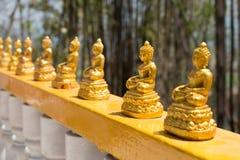 El Buda hermoso Fotografía de archivo libre de regalías