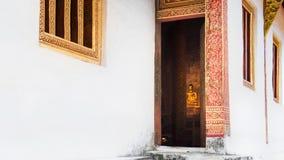 El Buda, Phra Singha en Wat Phra Singh Woramahaviharn Imagen de archivo libre de regalías