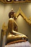 El buddha de oro Imagen de archivo