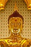 El buddha de oro Imágenes de archivo libres de regalías