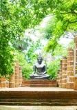 El Buddha en Tailandia Imagenes de archivo