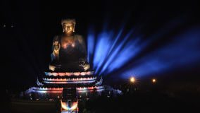 El Buddha gigante Fotografía de archivo libre de regalías