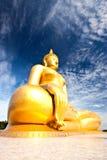 El buddha más grande Foto de archivo libre de regalías