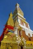 El budista de la pagoda Fotos de archivo
