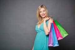 El buen hacer compras Imagen de archivo