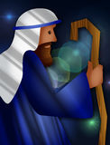 El buen pastor libre illustration