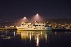 El buque de pasajeros Imagen de archivo libre de regalías