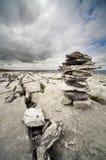 El Burren irlandés Imagen de archivo libre de regalías