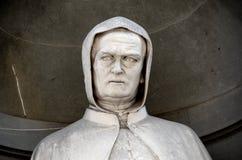 El busto del obispo fotografía de archivo libre de regalías