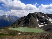 El Cáucaso Imagen de archivo
