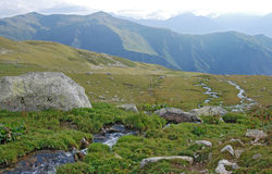 El Cáucaso grande Imagen de archivo libre de regalías