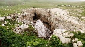 El Cáucaso que sorprende Foto de archivo libre de regalías