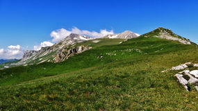 El Cáucaso que sorprende Imágenes de archivo libres de regalías