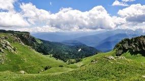 El Cáucaso que sorprende Fotos de archivo libres de regalías