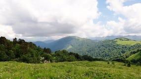 El Cáucaso que sorprende Fotografía de archivo libre de regalías