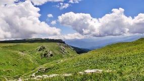 El Cáucaso que sorprende Imagen de archivo libre de regalías