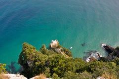 El Caballo lighthouse, Cantabria, Spain. El Caballo lighthouse, Cantabria (Spain stock photo