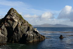 El cabo de Hornos - el punto más situado más al sur del archipiélago de Tierra del Fuego foto de archivo