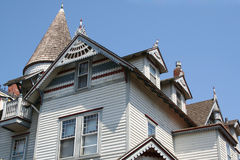 El cabo puede centro turístico de New Jersey los E.E.U.U. Imágenes de archivo libres de regalías