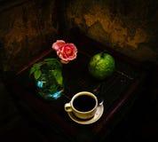 El café Fotos de archivo