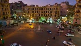 El El Cairo moderno almacen de video