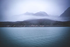 EL CALAFATE, АРГЕНТИНА: Ледник Perito Moreno, El Calafate, Аргентина 2015 Стоковое Фото