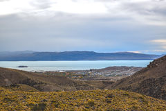 EL CALAFATE, ARGENTINA: argentinian patagonia Royalty Free Stock Photo