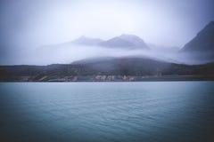 EL CALAFATE, ARGENTINA: Ghiacciaio di Perito Moreno, EL Calafate, Argentina 2015 Fotografia Stock