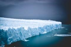 EL CALAFATE, ARGENTINA: Perito Moreno glaciär, El Calafate, Argentina 2015 Royaltyfria Foton