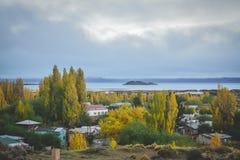 EL CALAFATE, ARGENTYNA: patagÃ'nia Argentyna Fotografia Stock